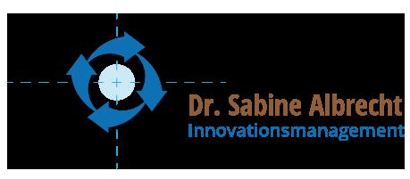 Logo Innovationsmanagement Dr. Sabine Albrecht